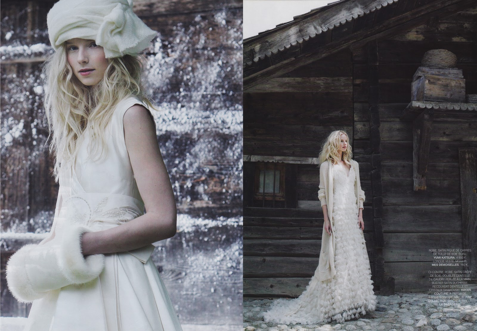 Seasonal Wedding Themes And Ideas- 4.Winter Wedding Ideas