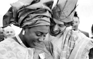 Drum Beats, Love & Laughter: A Beautiful Nigerian Wedding Ceremony