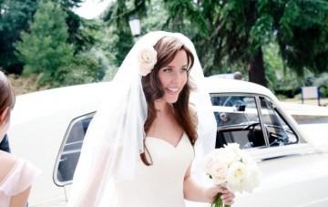 Dolecka Bridal Flower Headpiece