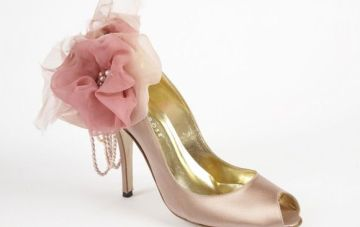 Freya Rose…Romantic, Dreamy, Exquisite Shoes!