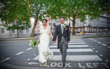 Classic, Elegant & Oh So Glamourous London Wedding {Part 1}
