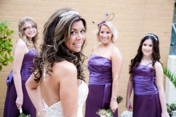 bride & bridesmaids   Katherine Ashdown Photography