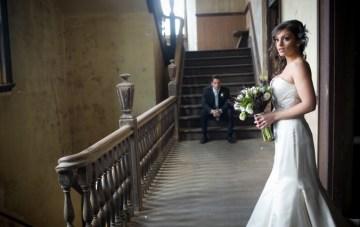 A Hauntingly Beautiful Post Wedding Shoot