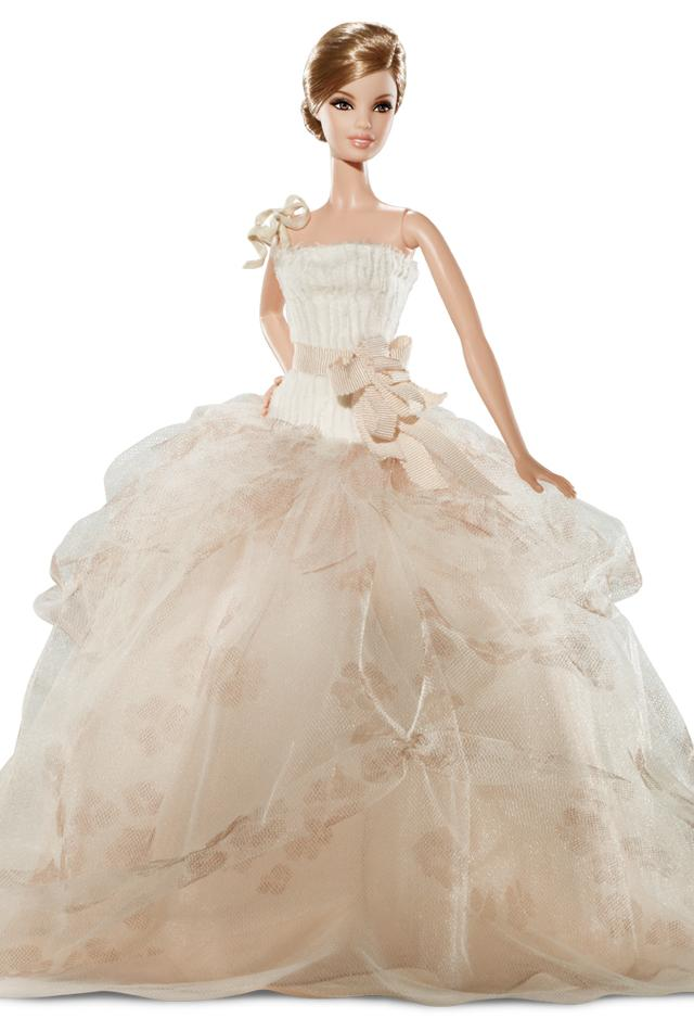286874c16699b Barbie Wears All The Best Designer Wedding Dresses! - Bridal Musings