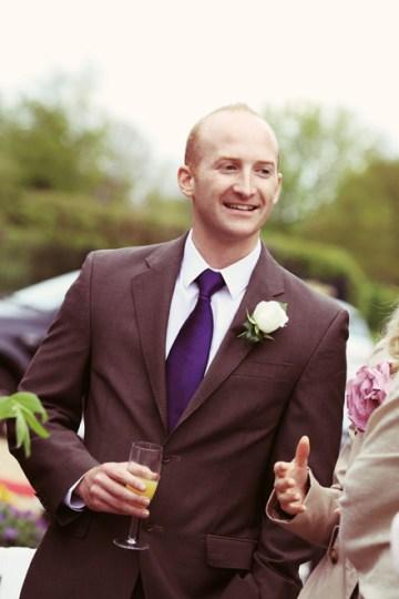 Rustic yellow and grey wedding (15)