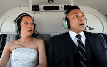 An Epic Wedding Video Inspired By The Film Inception