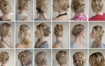 Wedding Geekery: Hair Romance – Hair Tutorials