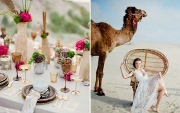 Moroccan Inspired Wedding Inspiration: Chic, Modern & Very Fabulous