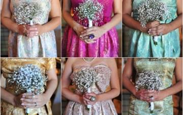 Marie Antoinette Inspired Wedding: Ruffles, Buttons & Brocade Part 2