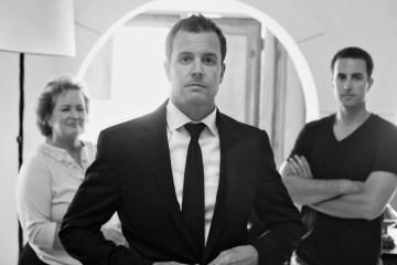 stylish groom | studio 1208
