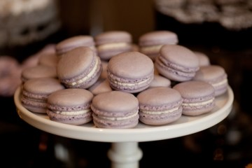 pale grey macarons | erin johnson photography