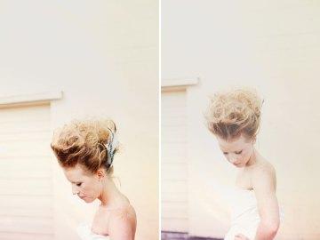 big fashion wedding hair | james moes photography