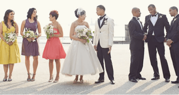 justin alexander coffee wedding dress | brooke courtney photography