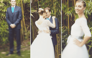 Elegant French Wedding With A Grace Kelly Bride
