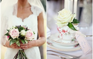 pale pink rose wedding bouquet   exhibit emotions