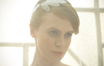 Romantic Vintage Lace & Pretty Parasols Inspiration Shoot