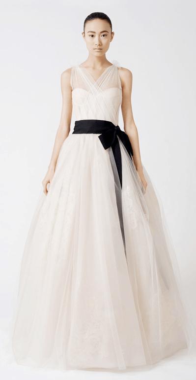 bc4756a73b6f Wedding Dress of The Week: Vera Wang Emmeline