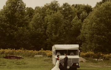 Touching & Quirky Winnebago Wedding Film By Stillmotion