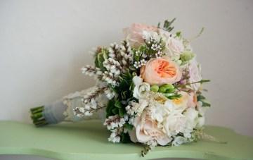 Romantic, Pastel Hued, Beach Chic Wedding   Carla Ten Eyck (32)