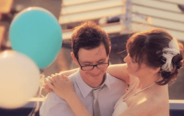Sweet English Seaside Wedding Film by Pearl Productions