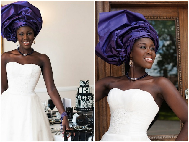 Unique African Wedding Ideas Inspiration Shoot
