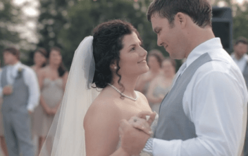 The Beautifully Told Story Of Christina And Jacob's Southern Wedding By The Film Poets