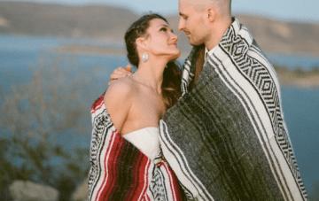 Desert Elopement Film Featuring The Loveliest Of Vows