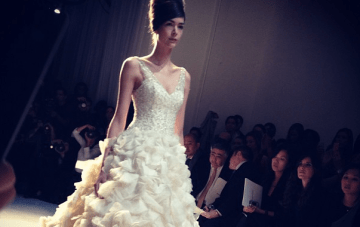 Top 10 Bridal Market Fall 2013 Wedding Dresses via Instagram