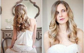 Romantic Waves Bridal Hair Tutorial By The Hepburn Collection