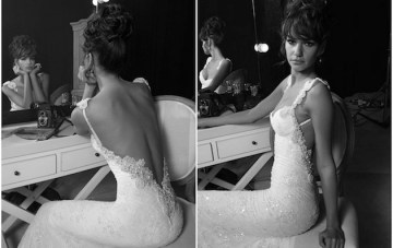 Sexy, Sultry & Sensational Inbal Dror Wedding Dresses Part 1