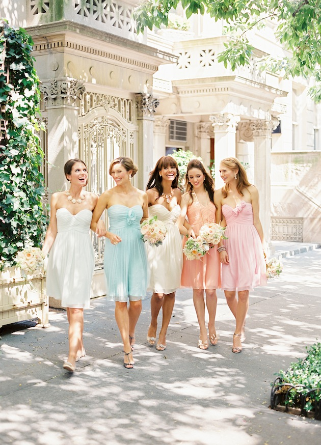 Donna Morgan ~ Chic Bridesmaids Dresses Your Maids Will Love
