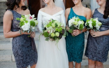 Classic And Elegant Jewel Toned Wedding