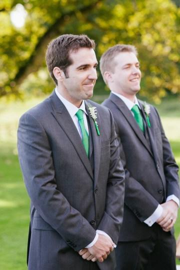 Green Wedding in a Scottish Castle | Lisa Dawn Photography 55
