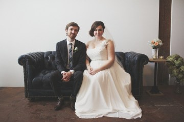 Peach & Gold Wedding | Claire Eliza Photography | Bridal Musings 17