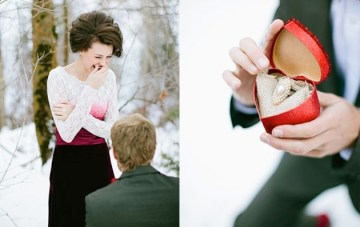 Beautiful Real Life Proposal Stories