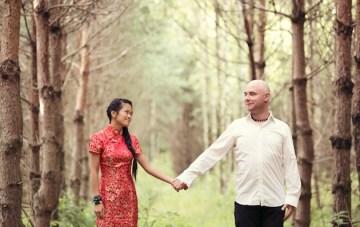 Lake house engagement shoot | Christine Lim Photography14