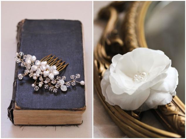 Percy Handmade Bridal Headpieces