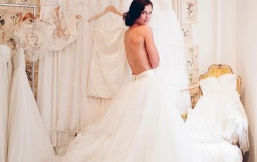 Wedding Dress Shopping: Dressing For Your Shape
