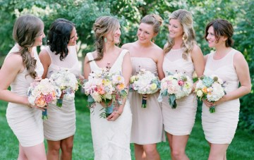 Pastel Rustic Chic Wedding   Laura Murray Photography   Bare Root Flora 36