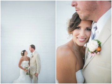 Pink, Peach & Coral Summer Wedding | Troy Grover Photographers 2