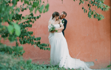 Rustic & Romantic Shabby Chic Wedding In Italy
