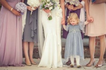Pretty Pastel English Garden Wedding | Yellow Bird Photography 41