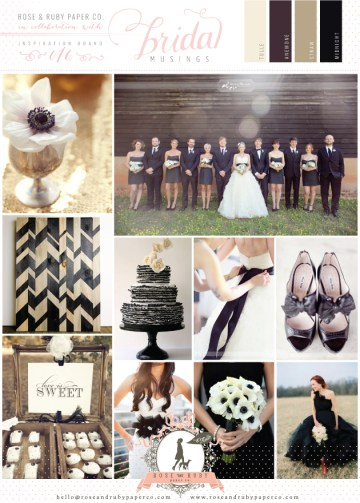Rose-&-Ruby-Wedding-Inspiration-Board-16-Black-White-Monochrome