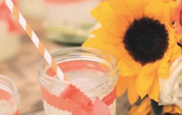Lemonade & Sunflowers: A Sweet Wedding Film By Sugarfish Productions