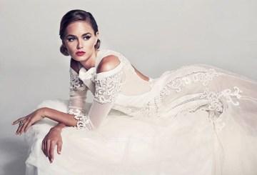Pallas Couture Wedding Dress – Fleur Blanche Collection | Bridal Musings 13