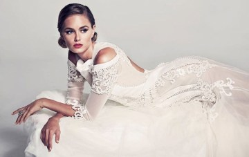 Pallas Couture Wedding Dresses – Fleur Blanche Collection
