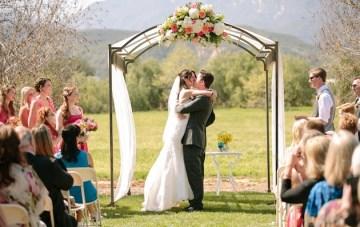 Rustic Ranch Wedding in California   Driver Photo   Bridal Musings 35