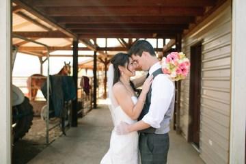 Rustic Ranch Wedding in California | Driver Photo | Bridal Musings 40