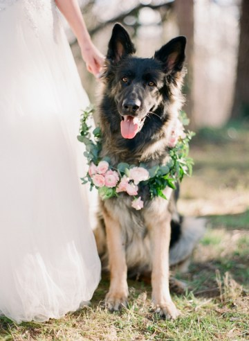 Whimsical Woodland Bridal Shoot Featuring Floral Antlers | Photography | Bridal Musings 23
