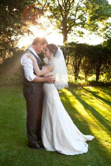 Classic Blue Wedding | Ali Lovegrove Photography via Bridal Musings  13